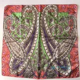 エトロ シルクスカーフ
