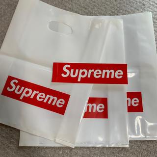 シュプリーム(Supreme)の✨シュプリーム ショッパー✨おまけステッカー付き(ショップ袋)