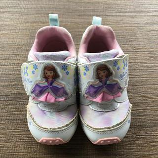 Disney - 女の子 靴 15cm