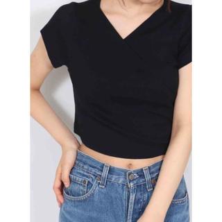 トゥデイフル(TODAYFUL)のvia j   カシュクール半袖Tシャツ(Tシャツ(半袖/袖なし))