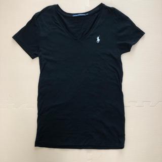 ラルフローレン(Ralph Lauren)のVネックTシャツ(Tシャツ(半袖/袖なし))