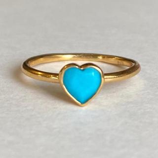 ターコイズk18 ゴールドリング検索マリーエレーヌ ジェムパレス(リング(指輪))