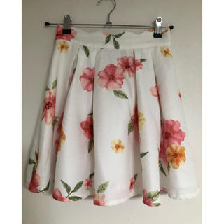 LIZ LISA - リズリサ 花柄 スカート