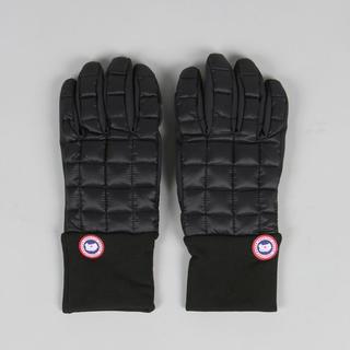 CANADA GOOSE - 【定価14,300】新品 カナダグース 手袋 NORTHERN GLOVE 黒