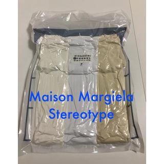 マルタンマルジェラ(Maison Martin Margiela)の新品 Maison Margiela メゾンマルジェラ 3パック Tシャツ (Tシャツ/カットソー(半袖/袖なし))