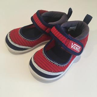 VANS - vans スニーカー 13 キッズ サンダル ウォーターシューズ