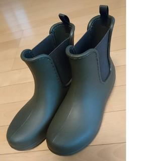 クロックス(crocs)のbunkich様専用 クロックス レインブーツ(レインブーツ/長靴)