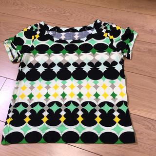ジュンコシマダ(JUNKO SHIMADA)のジュンコシマダ  カットソー Tシャツ(カットソー(半袖/袖なし))
