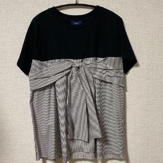 シップス(SHIPS)のSHIPS  ストライプ Tシャツ(Tシャツ(半袖/袖なし))