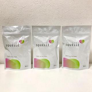 オオツカセイヤク(大塚製薬)の新品 大塚製薬 エクエル EQUELLE 120粒×3袋(その他)
