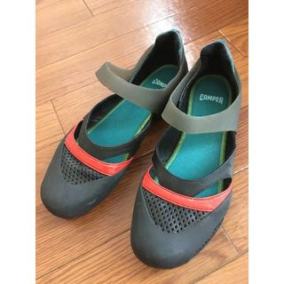 カンペール(CAMPER)のcamper 靴(スリッポン/モカシン)
