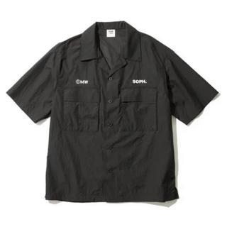 GU - オープンカラーシャツ1MW by SOPH. +X  XXLサイズ