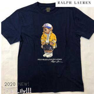 ラルフローレン(Ralph Lauren)の新作 大人もok キッズL 160-165cm ラルフローレン cp93 ベアt(Tシャツ(半袖/袖なし))
