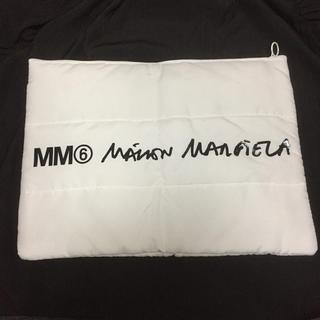 エムエムシックス(MM6)のmm6 SPUR 付録  マルジェラポーチ(ポーチ)