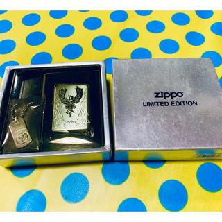 ジッポー(ZIPPO)の新品◆ZIPPO ファイヤーバード 限定品 FIREBIRD revive(タバコグッズ)