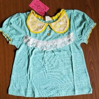 フォーティーワン(FORTY ONE)の新品!120サイズガーリーTシャツ(Tシャツ/カットソー)