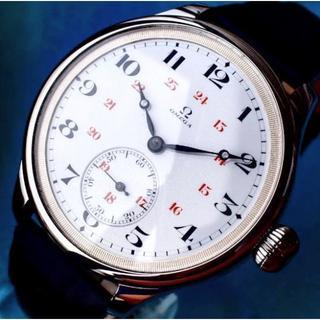オメガ(OMEGA)の◆オメガ◆ OH済/超レア/スモセコ/バックスケルトン/アンティーク/腕時計(腕時計(アナログ))