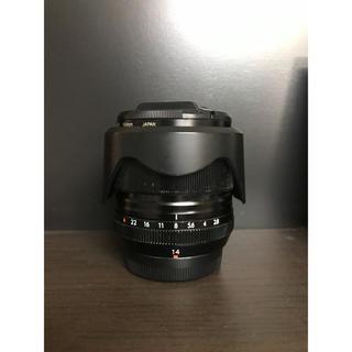 フジフイルム(富士フイルム)のFUJIFILM xf14mm f2.8 レンズ(レンズ(単焦点))