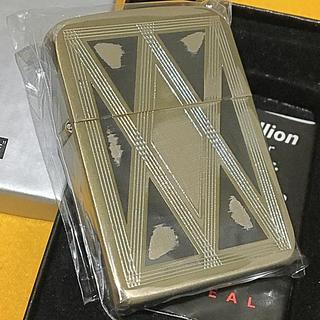 ジッポー(ZIPPO)のZIPPO 希少ベルコーガン K7 古美オールド加工 銘品1941レプリカ 美品(タバコグッズ)