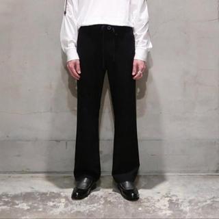 サンシー(SUNSEA)のSUNSEA  snm-blue teketeke pants(スラックス)