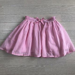 petit main - プティマイン  スカート 110㎝