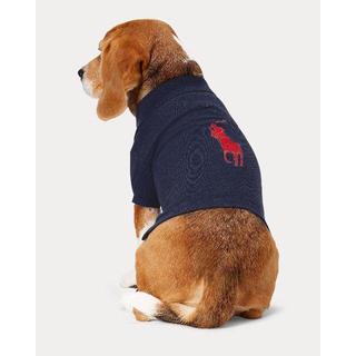 ラルフローレン(Ralph Lauren)のお値下げ!ラルフローレン 犬 服 コットン ピケ ロゴ ドッグ ポロシャツ 洋服(犬)