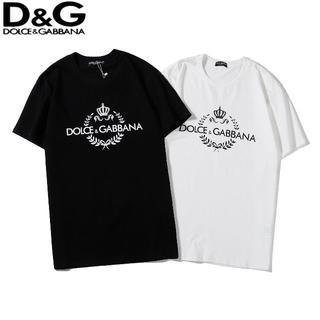 DOLCE&GABBANA - 014#【送料無料】Gabbanaドルチェ&ガッバTシャツ半袖★2枚8000円★