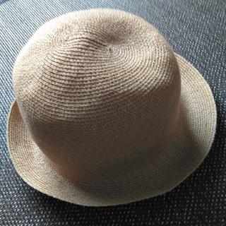 イッカ(ikka)のikkaの麦わら帽子 小学生女のコ用(帽子)