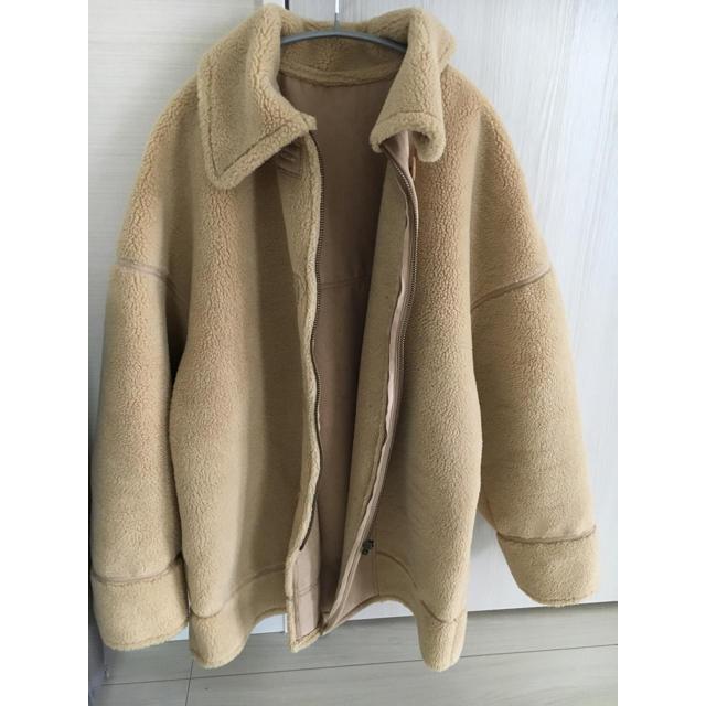TODAYFUL(トゥデイフル)のボアコート レディースのジャケット/アウター(その他)の商品写真