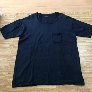 アメリカンラグシー(AMERICAN RAG CIE)のアメリカンラグシー ビッグシルエット サマーニットTシャツ(Tシャツ/カットソー(半袖/袖なし))
