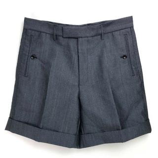 グッチ(Gucci)の【未使用】GUCCI グッチ ハーフパンツ ショートパンツ メンズ ズボン(ショートパンツ)
