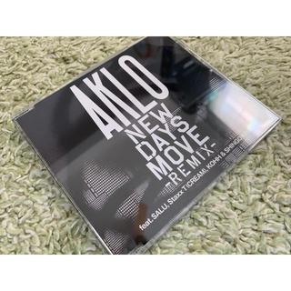 AKLO/NEW DAYS MOVE REMIX 日本語ラップCD(ヒップホップ/ラップ)