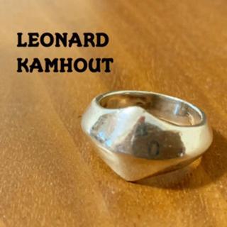 LONE ONES - レナード カムホート リング 21号 シルバー 925 ロンワンズ  指輪
