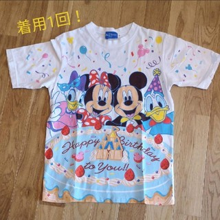 Disney - ディズニー バースデー Tシャツ