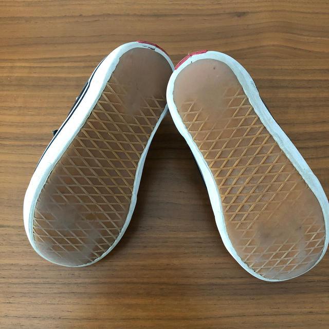 VANS(ヴァンズ)のバンズ ★スニーカー キッズ/ベビー/マタニティのキッズ靴/シューズ(15cm~)(スニーカー)の商品写真