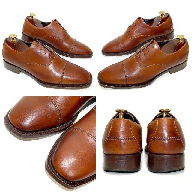 Cole Haan(コールハーン)の◎伊製【COLE HAAN】約27.5cm ビジネスシューズ 革靴 ストレート メンズの靴/シューズ(ドレス/ビジネス)の商品写真
