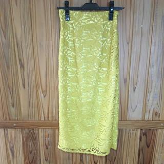 ラグナムーン(LagunaMoon)の15000円相当ラグナムーンスカート(ひざ丈スカート)