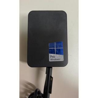 マイクロソフト(Microsoft)のMicrosoft Surface Pro3 Pro4 Pro5 電源ケーブル (ノートPC)