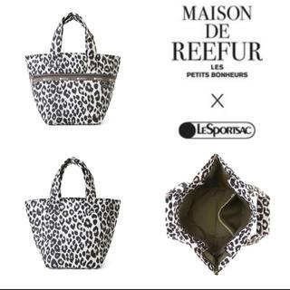 Maison de Reefur - メゾンドリーファー レスポートサック レオパード プティアムール トートバッグ