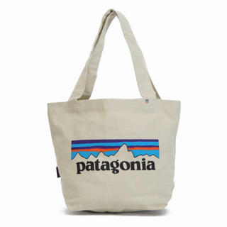 パタゴニア(patagonia)の希少廃盤SP19モデル パタゴニアエコバック patagonia 買い物袋に!(エコバッグ)