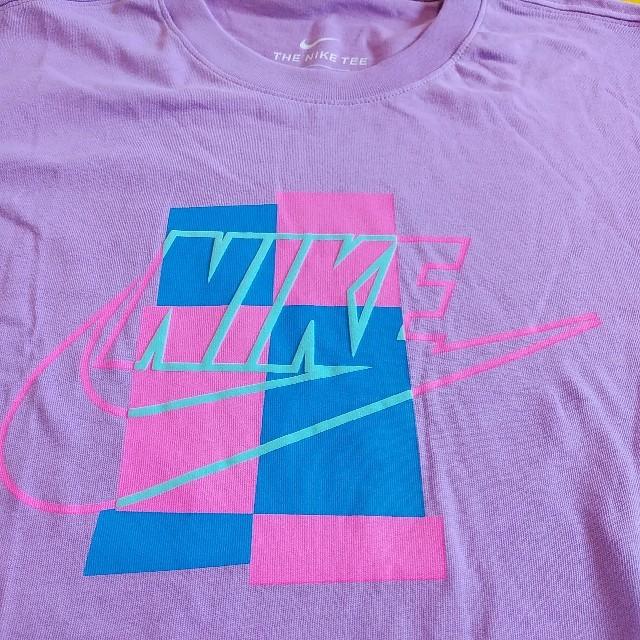 NIKE(ナイキ)のNike ナイキ ロングスリーブTシャツ、長袖Tシャツ、ロンTシャツ、Lサイズ メンズのトップス(Tシャツ/カットソー(七分/長袖))の商品写真
