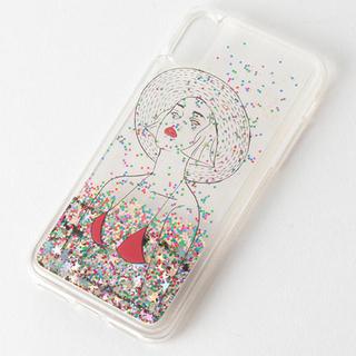 ビューティアンドユースユナイテッドアローズ(BEAUTY&YOUTH UNITED ARROWS)のUNITED ARROWS maegamimami iPhone ラメ ケース(iPhoneケース)