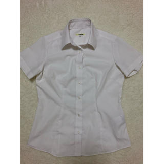 conomi★制服半袖ワイシャツ★形キレイ(シャツ/ブラウス(半袖/袖なし))