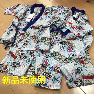 バンダイ(BANDAI)の[新品未使用]リュウソウジャー 甚平 2枚セット 双子コーデ(甚平/浴衣)