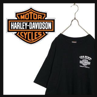 Harley Davidson - HARLEY-DAVIDSON ハーレーダビッドソン アニバーサリー Tシャツ