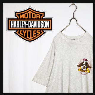 Harley Davidson - 90s ヴィンテージ HARLEY-DAVIDSON アニバーサリー Tシャツ