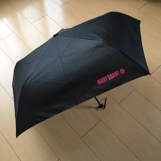 マリークワント(MARY QUANT)のMARY QUANT 新品未使用 折りたたみ傘(傘)