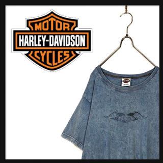 Harley Davidson - HARLEY-DAVIDSON ハーレーダビッドソン USA製 Tシャツ レア