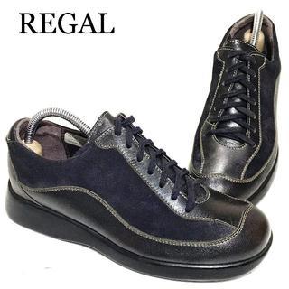 リーガル(REGAL)の【REGAL】スニーカー ウォーキング 散歩 ジョギング 運動 スポーツ 公園(スニーカー)