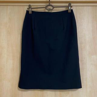 プロポーションボディドレッシング(PROPORTION BODY DRESSING)のプロポーションボディドレッシング 大きいサイズ スリット入りスカート(ひざ丈スカート)